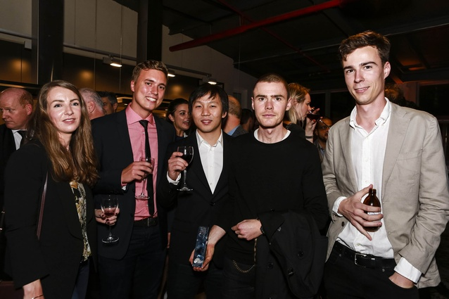 Team from Fearon Hay Architects.