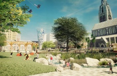 The future of Cathedral Square?