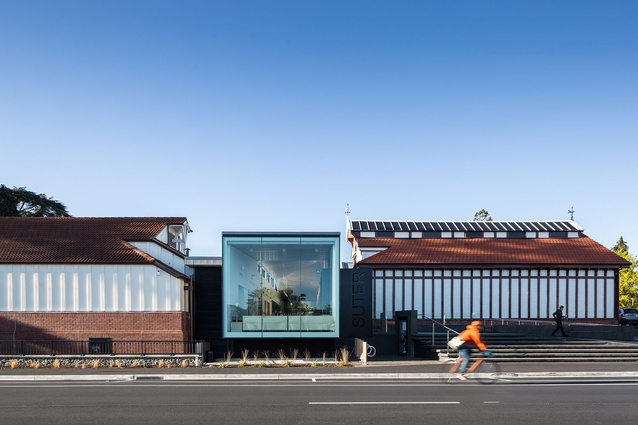 Heritage category finalist: The Suter Art Gallery – Te Aratoi o Whakatū, Nelson by Warren and Mahoney Architects, Jerram Tocker Barron Architects and Ian Bowman Architect and Conservator.
