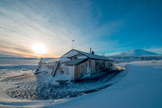 Extreme Conservation Antarctic Huts of the Heroic Age