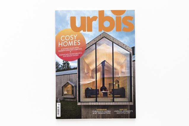 An Urbis cover from years previous.