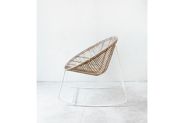 Whitewash rocking chair I $780 from 