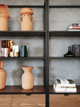 The design team selected accessories and homewares, including a collection of limited-edition Jaime Hayon ceramics.