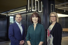 Warren and Mahoney appoints executive trio