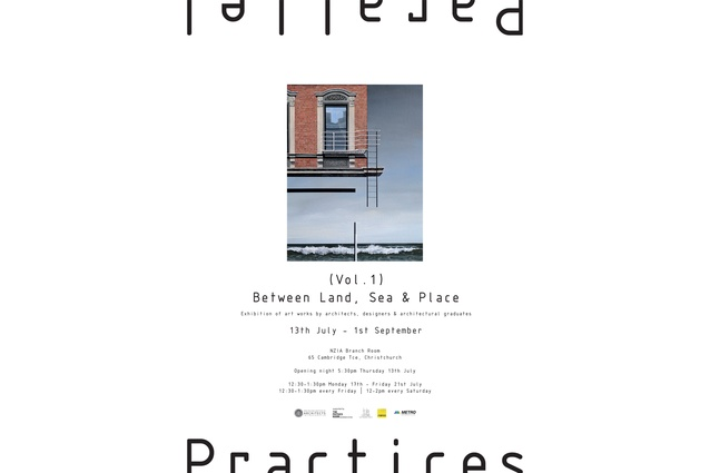 Parallel Practices: Between Land, Sea & Place exhibition