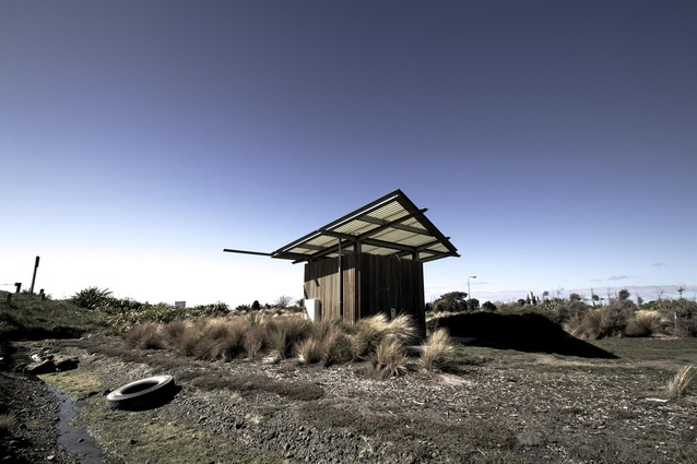 Small Project Architecture winner: Brooklands Lagoon Public Toilet by Opus Architecture.