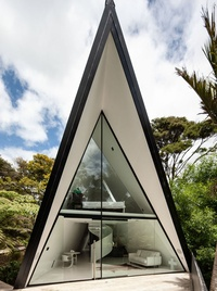 Glam Camping Architecture Now