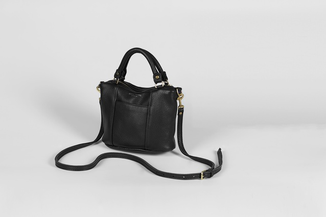 Enter the draw to win this black Mr Micro Zip n Fill bag, valued at $425.