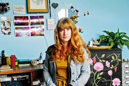 Where the Art is: Kelly Spencer