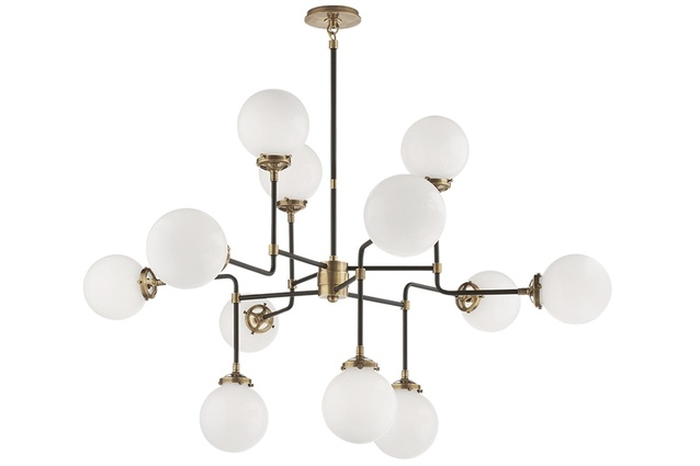 """Bistro medium chandelier 