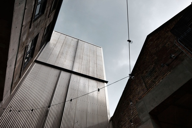 The Imperial Buildings by Fearon Hay Architects.