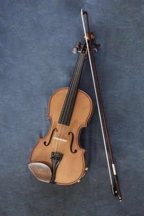 """Violin. """"I have played the violin from age 5 and still love picking it up and playing the Suzuki method in which I was taught."""""""