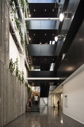 Commercial Architecture category finalist:  Cambridge Terrace/Lane Neave, Christchurch by Jasmax.