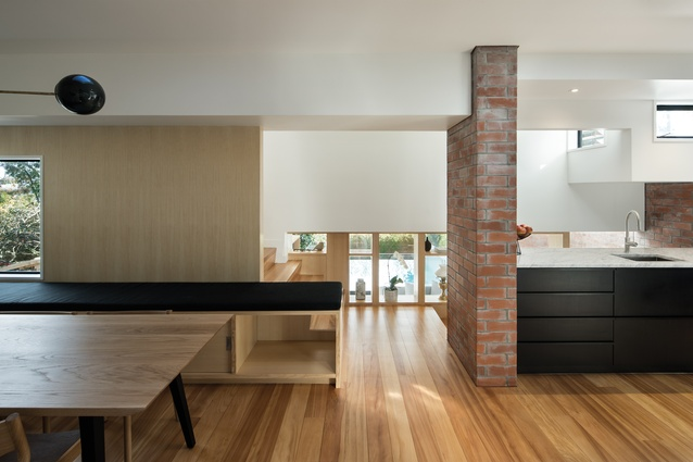 Brown Street House, Auckland by Matter Architects.