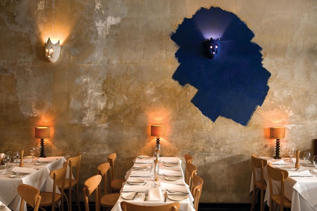 Hall of Fame: Cafe Di Stasio by Allan Powell Architects.