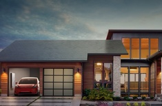 Tesla and SolarCity launch rooftop solar tiles and Powerwall 2.0
