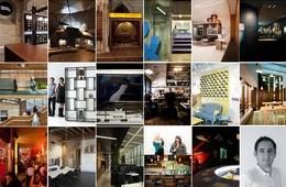 Interior Awards 2012 finalists
