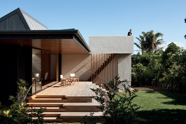 Number 5 House Is Part Of A Classic Kiwi Encampment Designed Primarily For The Summertime