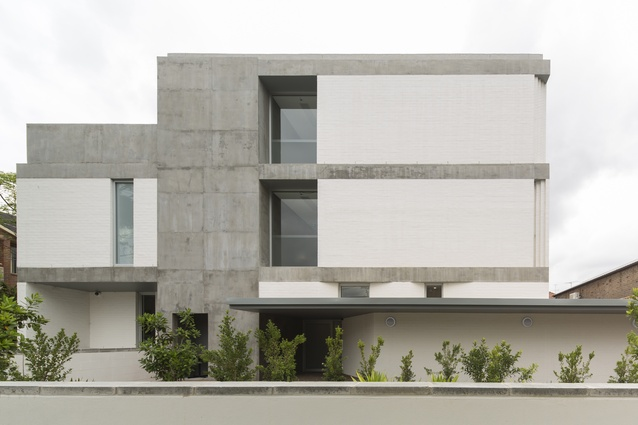 St Andrews House (NSW) by Candalepas Associates.
