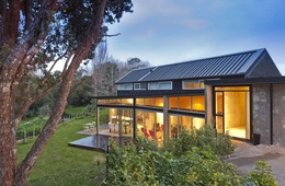 Point Chevalier house by Matter