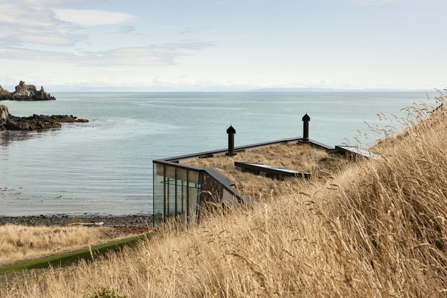 Housing Award: Seascape by Patterson Associates.