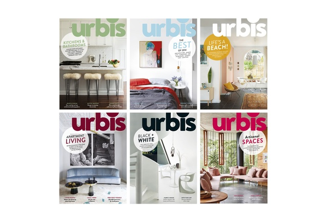 """25% off a subscription to Urbis 
